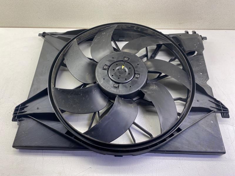 Вентилятор охлаждения радиатора Benz S-Class V221