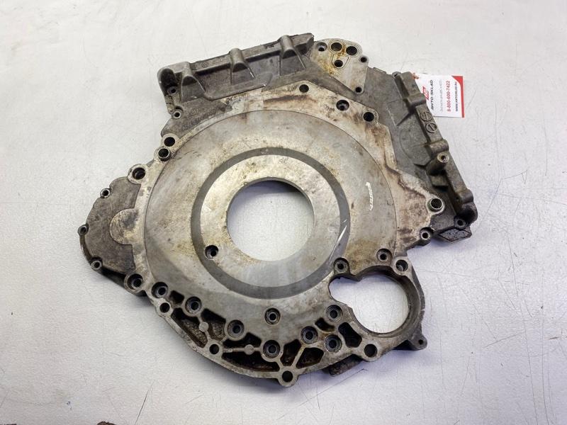 Крышка двигателя Audi A6 4F2 BDW