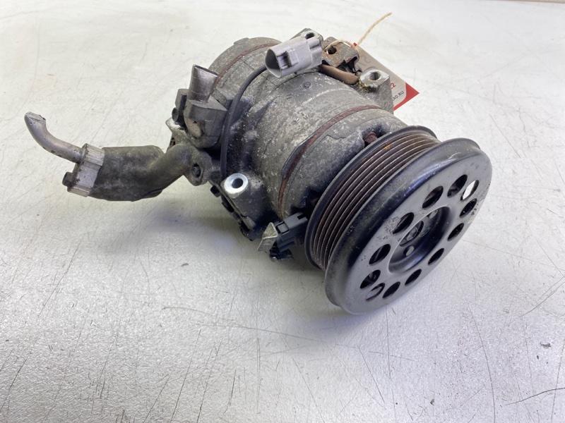 Компрессор кондиционера Toyota Alphard MNH10 1MZFE