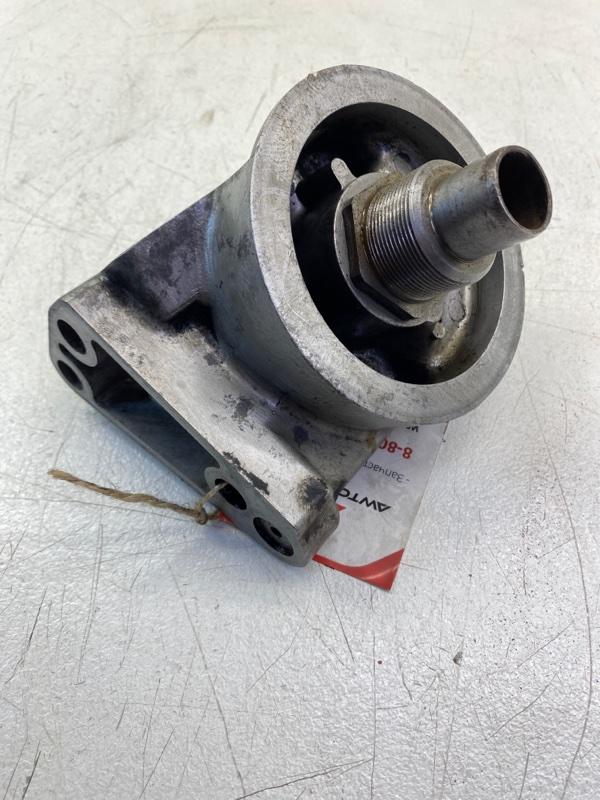 Кронштейн масляного фильтра Mitsubishi Fuso 6M61