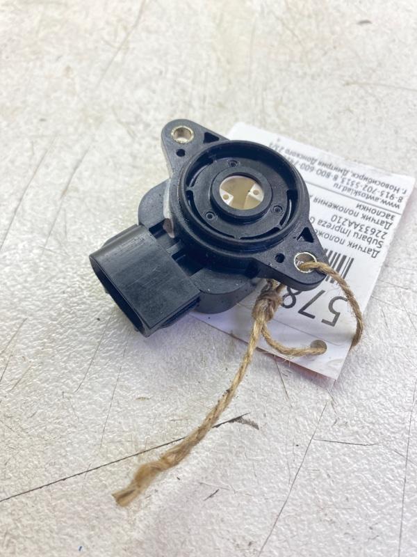 Датчик положения дроссельной заслонки Subaru Impreza GGA EJ205