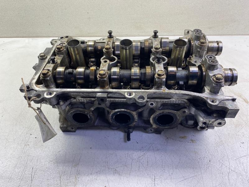 Головка блока цилиндров Toyota Highlander GSU40R 2GRFE правая