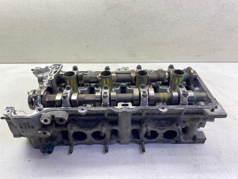 Головка блока цилиндров Nissan Sunny FB15 QG15DE