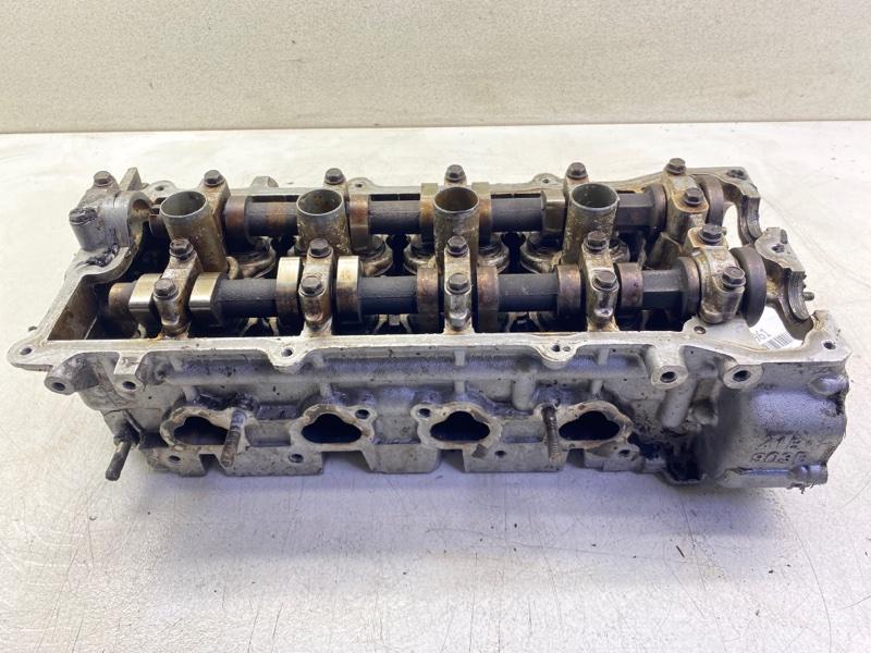 Головка блока цилиндров Nissan March FHK11 CG10DE