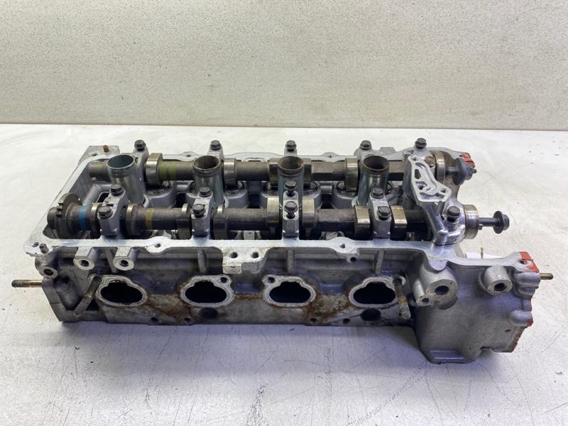 Головка блока цилиндров Nissan Almera N16E QG18DE