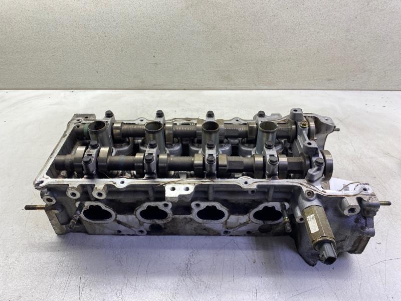 Головка блока цилиндров Nissan Almera N16 QG18DE