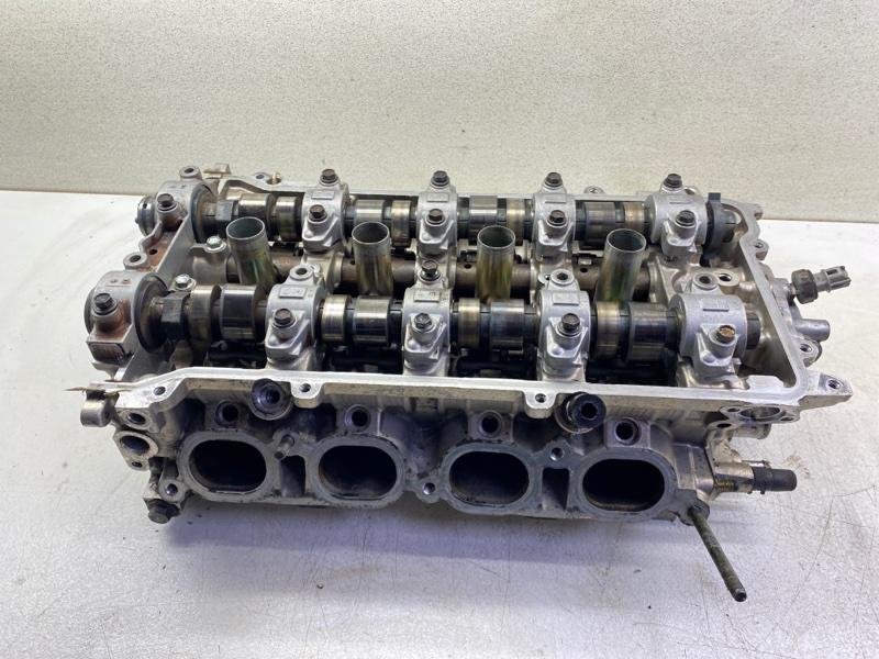 Головка блока цилиндров Toyota Allex ZZE123 2ZZGE