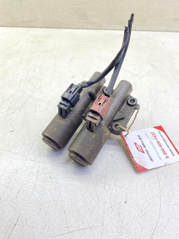 Блок соленоидов Nissan Accord CM1 K20A3