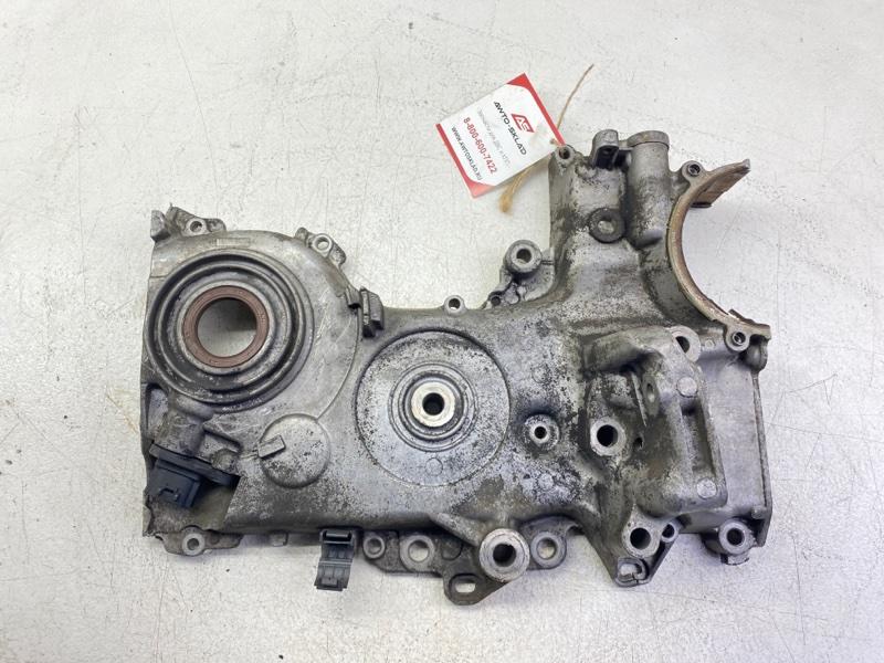 Лобовина двигателя Toyota Belta SCP92 2SZFE