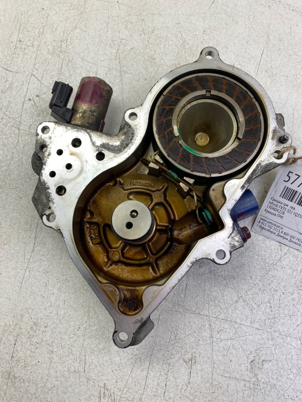 Крышка грм Infiniti Fx35 S51 VQ35HR левая