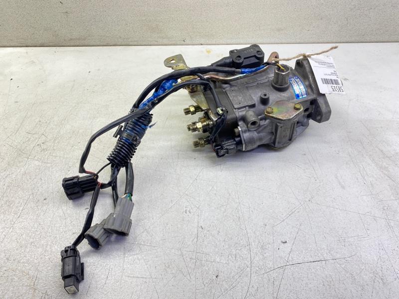 Тнвд Nissan Terrano PR50 TD27TI