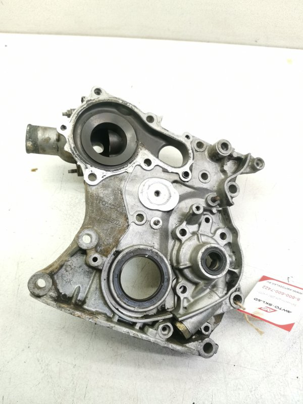 Лобовина двигателя Toyota Chaser GX100 1GFE