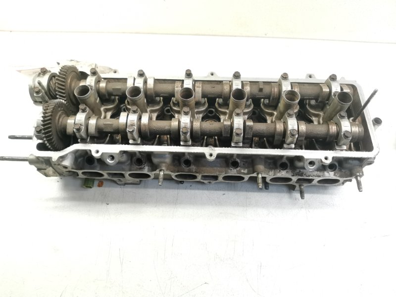Головка блока цилиндров Toyota Chaser GX100 1GFE