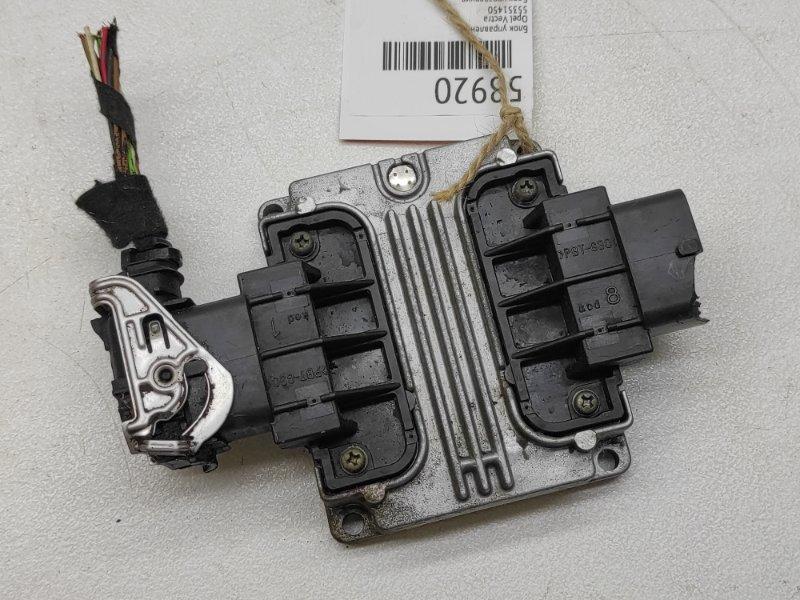 Блок управления Opel Vectra