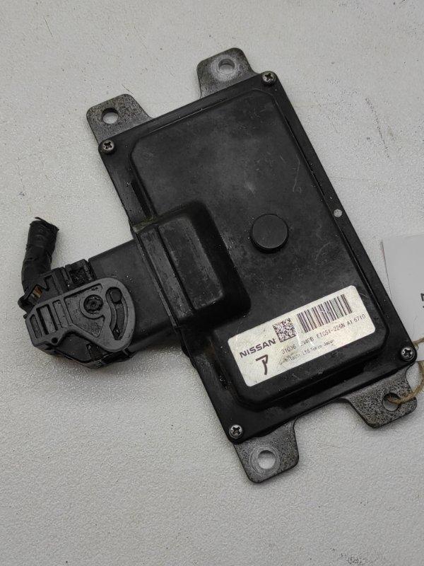 Блок управления кпп Nissan Lafesta B30 MR20DE