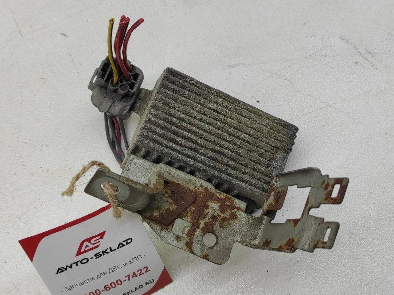 Резистор отопителя Honda Accord CD7 F20B3