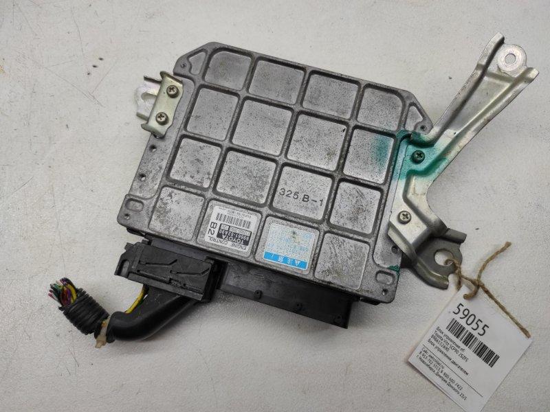 Блок управления efi Toyota Vitz SCP90 2SZFE