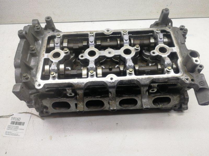 Головка блока цилиндров Toyota X-Trail T31 MR20DE