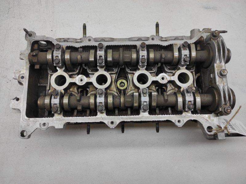 Головка блока цилиндров Toyota Corolla Fielder ZZE122 1ZZFE