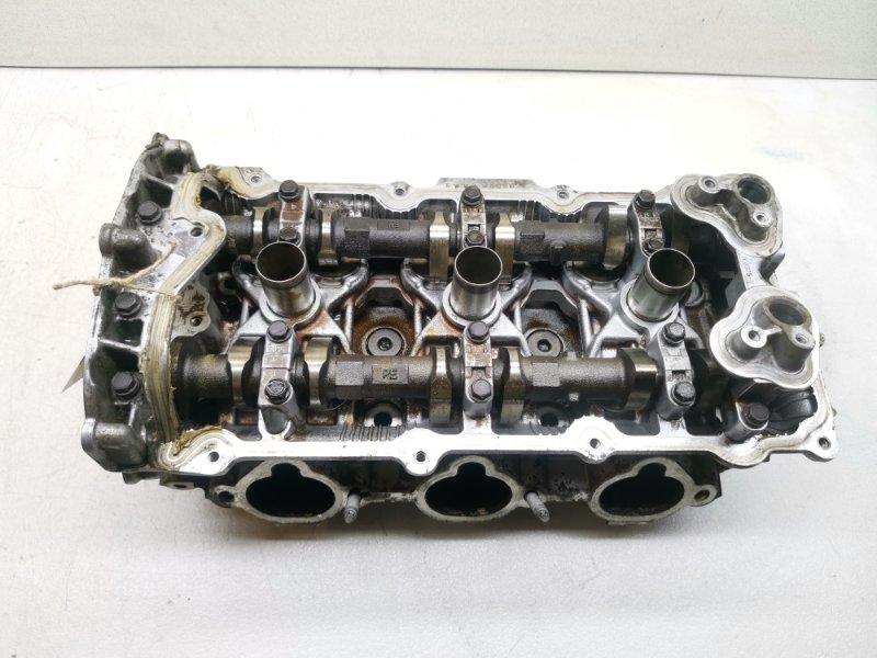 Головка блока цилиндров Nissan Skyline PV36 VQ35HR правая