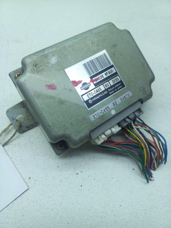 Блок управления кпп Nissan Liberty PM12 QR20DE
