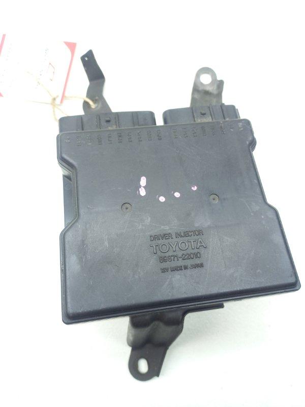 Блок управления форсунками Toyota Verossa JZX110 1JZFSE