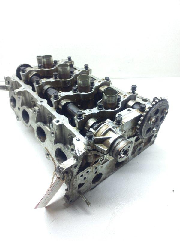 Головка блока цилиндров Toyota Vitz SCP13 2SZFE