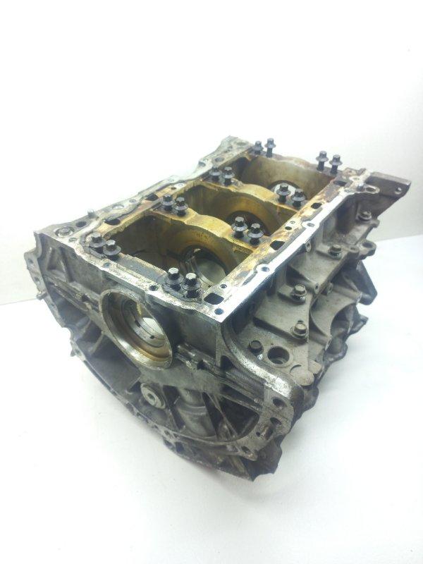 Блок цилиндров Nissan Skyline KV36 VQ37VHR