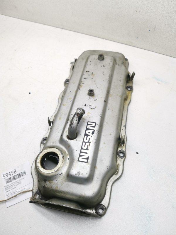 Крышка головки блока цилиндров Nissan Bluebird U11 CA18S