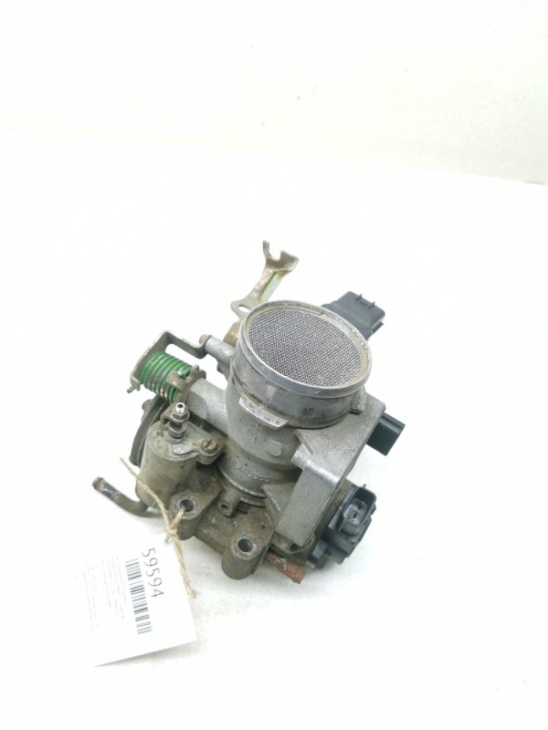 Заслонка дроссельная Nissan March ANK11 CGA3DE