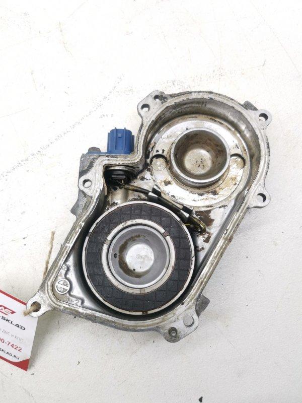Лобовина двигателя Nissan Skyline V35 VQ25DD