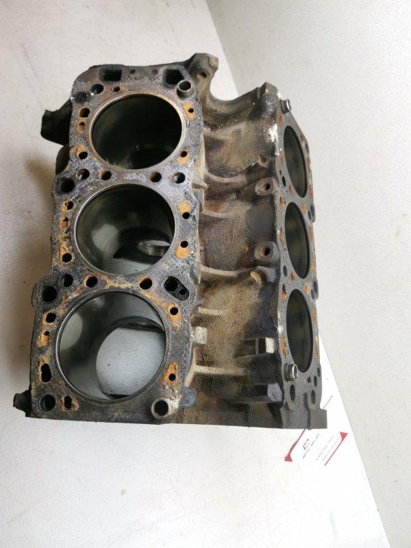 Блок цилиндров Mitsubishi Delica Space Gear PD6W 6G72