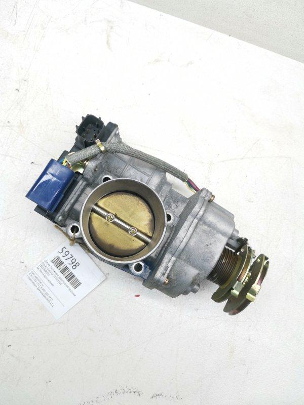 Заслонка дроссельная Nissan Cima GF50 VK45DE