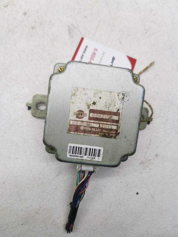 Блок управления Nissan Fuga PNY50 VQ35DE