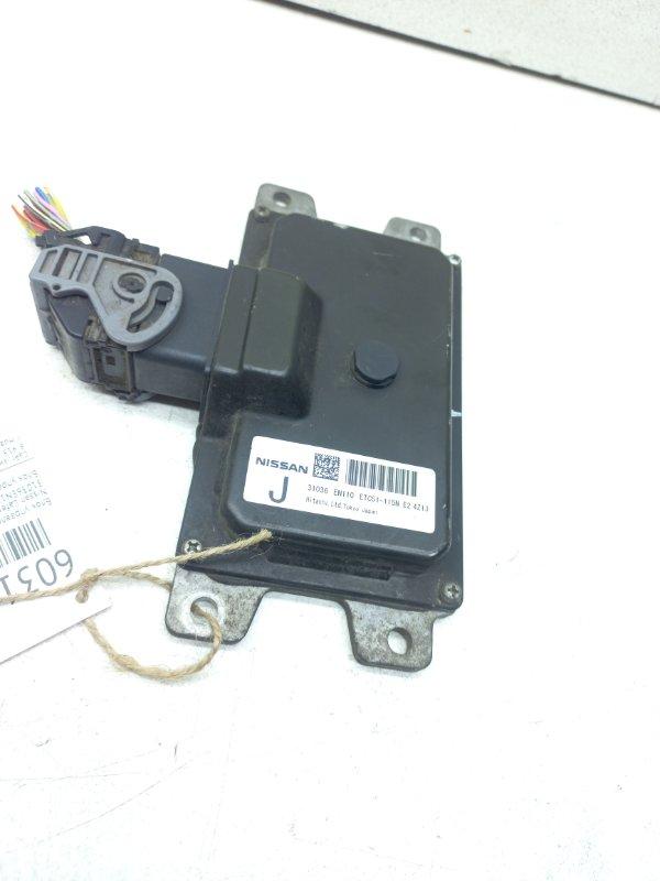 Блок управления кпп Nissan Lafesta NB30 MR20DE
