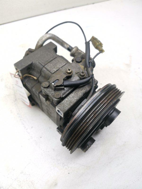 Компрессор кондиционера Mazda Familia ZR16UX5 ZLDE
