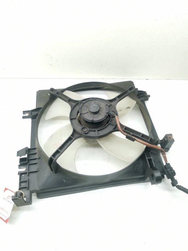 Вентилятор охлаждения радиатора Subaru Legacy BL5 левый