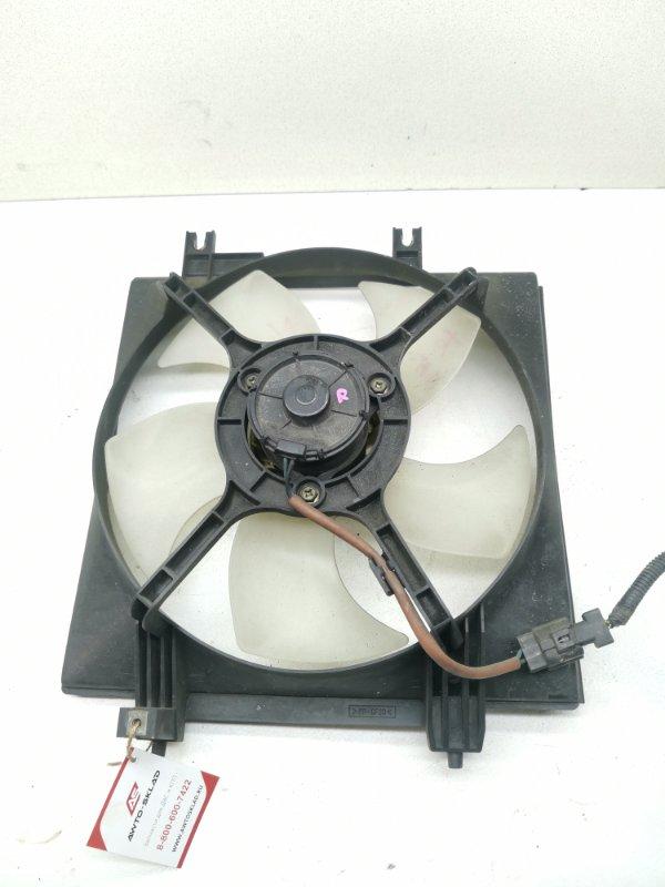 Вентилятор охлаждения радиатора Subaru Legacy BL5 правый