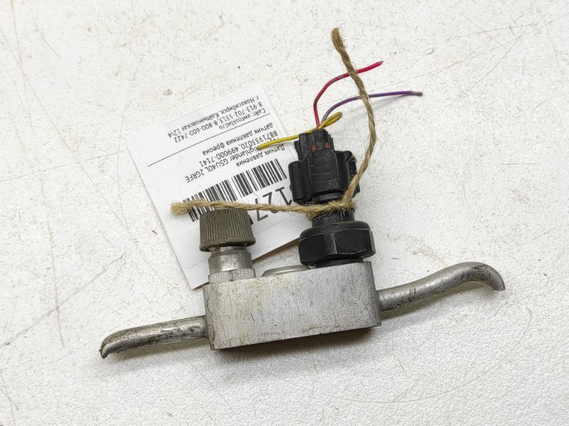 Датчик давления Toyota Highlander GSU40L 2GRFE