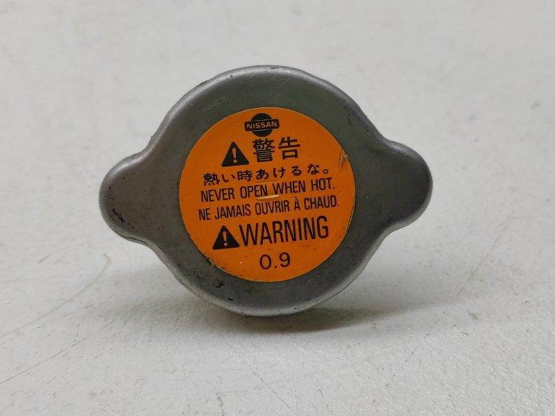 Крышка радиатора Nissan Bluebird ENU12 KA24DE
