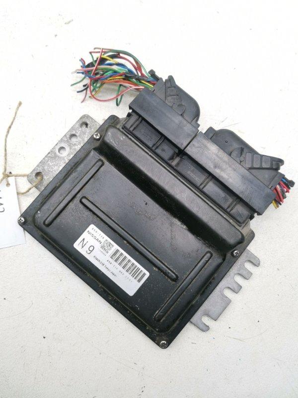 Блок управления efi Nissan Liberty RM12 QR20DE