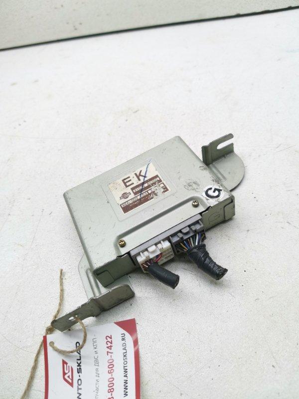Блок управления кпп Nissan Primera QP12 QG18DE