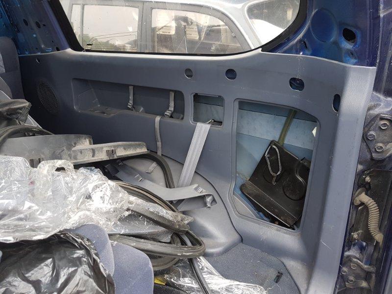 Обшивка багажника Toyota Land Cruiser Prado VZJ90 5VZ-FE 1997 задняя правая
