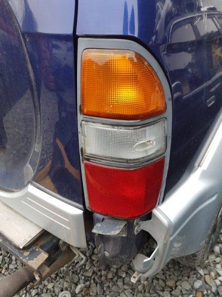 Стоп-сигнал Toyota Land Cruiser Prado VZJ90 5VZ-FE 1997 задний правый