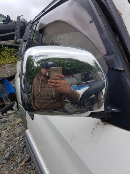 Зеркало Toyota Land Cruiser Prado KDJ95 1KD-FTV 2000 переднее правое