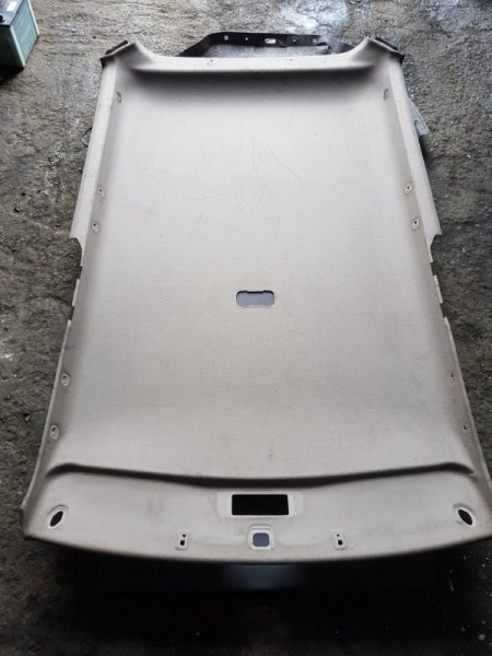 Обшивка потолка Toyota Land Cruiser Prado VZJ90 5VZ-FE 1997