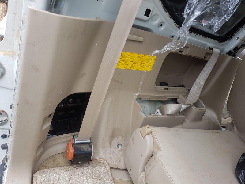 Обшивка багажника Toyota Land Cruiser Prado GRJ121 1GR-FE 2008 задняя левая