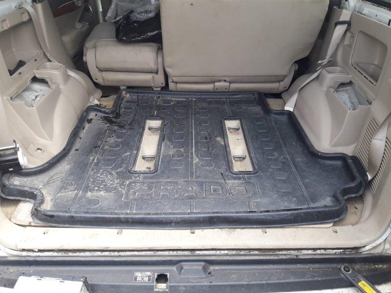 Коврик в багажник Toyota Land Cruiser Prado GRJ121 1GR-FE 2008