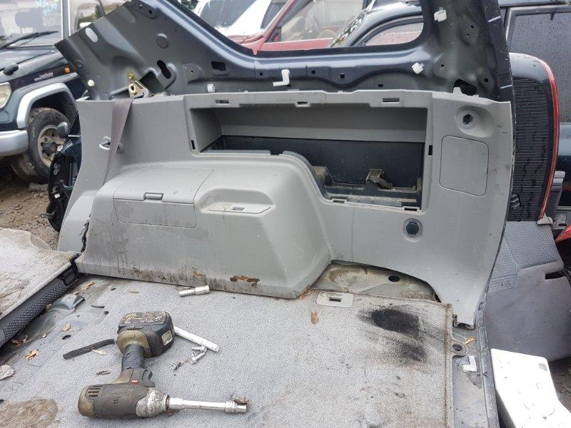 Обшивка багажника Toyota Surf TRN215 2TR-FE 2007 задняя правая