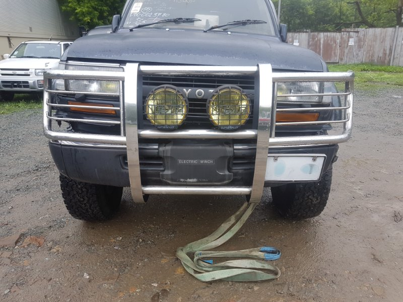 Дуга Toyota Land Cruiser HDJ81 1HD-T 1991 передняя